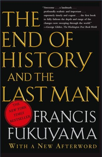End of History and the Last Man   2006 edition cover