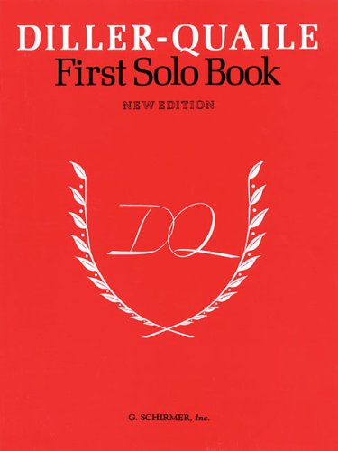 First Solo Book for Piano  Revised  edition cover