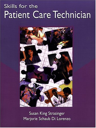 Skills for the Patient Care Technician  N/A edition cover