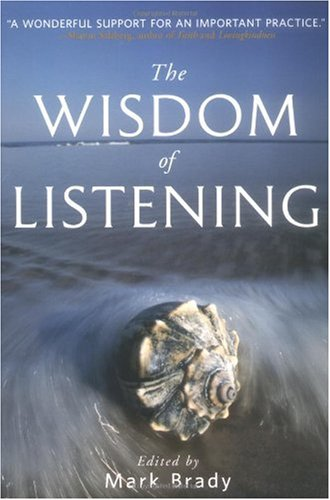 Wisdom of Listening   2003 edition cover