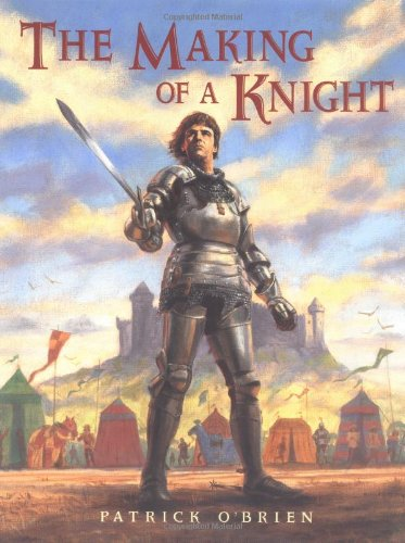 Making of a Knight   1998 9780881063554 Front Cover