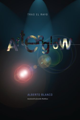 Afterglow/Tras el Rayo   2011 9780978633554 Front Cover