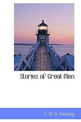 Stories of Great Men:   2009 edition cover