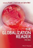 Globalization Reader  5th 2015 edition cover