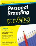 Personal Branding for Dummies�  2nd 2014 edition cover