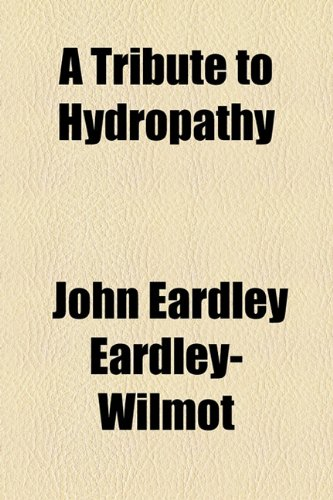 Tribute to Hydropathy  2010 edition cover