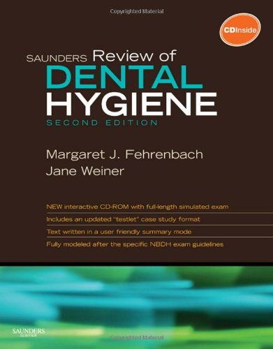Saunders Review of Dental Hygiene  2nd 2009 edition cover