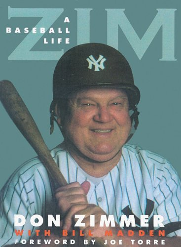 Zim: A Baseball Life: Library Edition  2011 edition cover