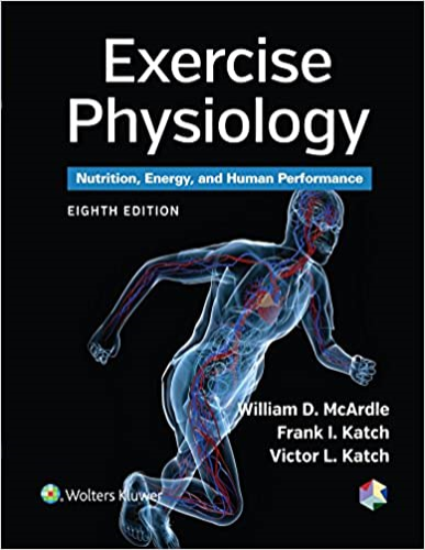 Exercise Physiology  8th 2015 (Revised) edition cover