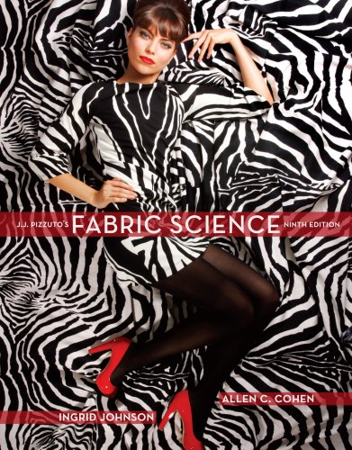 Fabric Science 9th Edition  9th 2009 (Revised) edition cover