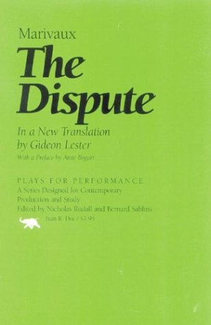 Dispute   2004 edition cover