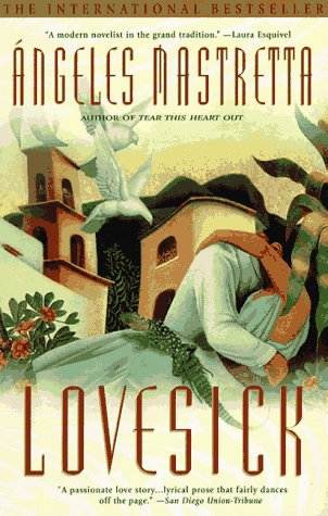 Lovesick  Large Type  edition cover