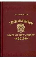 Manual of the Legislature of New Jersey 2010:  2010 edition cover
