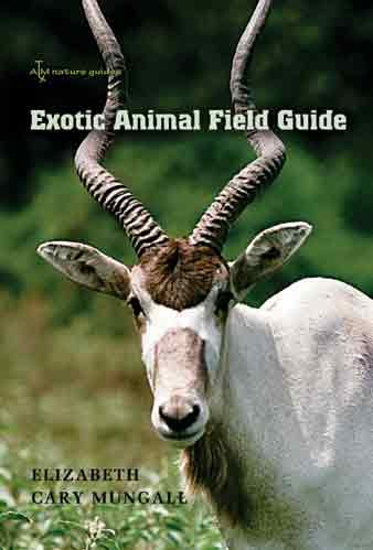 Exotic Animal Field Guide Nonnative Hoofed Mammals in the United States  2007 edition cover