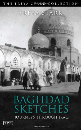 Baghdad Sketches Journeys Through Iraq  2011 edition cover