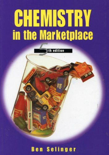 Chemistry in the Marketplace  5th 2002 (Revised) edition cover