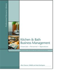 Kitchen and Bath Business Management Financials, Personnel, Operations  2006 edition cover