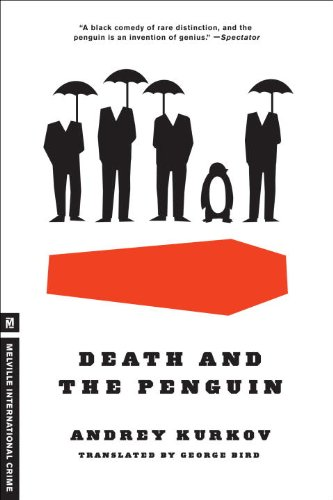Death and the Penguin   2011 edition cover