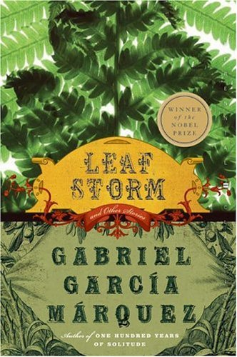 Leaf Storm and Other Stories   2005 9780060751555 Front Cover