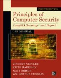 Principles of Computer Security: Lab Manual  2014 edition cover