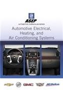 AUTOMOTICE ELECTRICAL,HEAT.+AC SYSTEMS  N/A 9780133516555 Front Cover