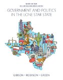 Government and Politics in the Lone Star State  9th 2016 edition cover