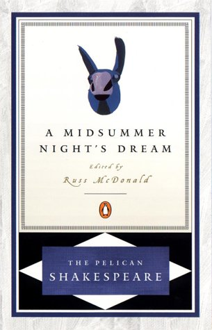Midsummer Night's Dream   2000 (Revised) edition cover