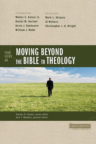 Moving Beyond the Bible to Theology   2009 edition cover