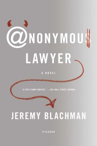 Anonymous Lawyer  N/A edition cover