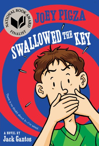 Joey Pigza Swallowed the Key  N/A 9780312623555 Front Cover