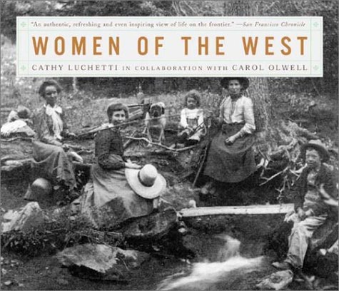 Women of the West  N/A 9780393321555 Front Cover