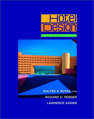 Hotel Design, Planning and Development   2001 edition cover