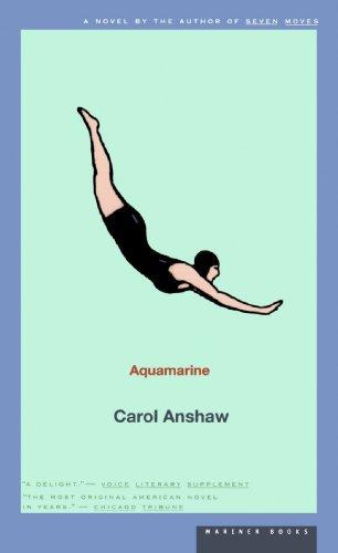 Aquamarine   1997 edition cover
