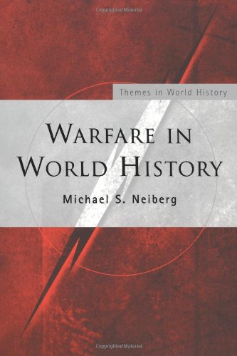 Warfare in World History   2001 9780415229555 Front Cover