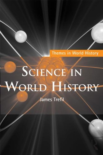 Science in World History   2012 9780415782555 Front Cover