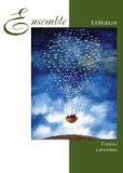 Ensemble Litterature  6th 1999 (Revised) edition cover