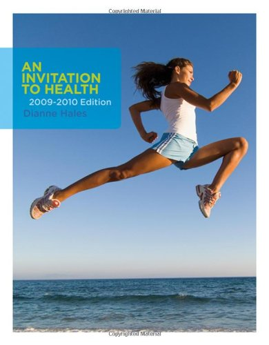 Invitation to Health Choosing to Change 13th edition cover