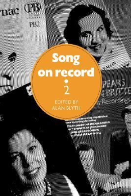 Song on Record   1988 9780521331555 Front Cover