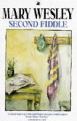 Second Fiddle   1989 9780552993555 Front Cover