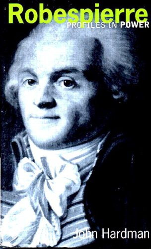 Robespierre  2nd 2000 edition cover