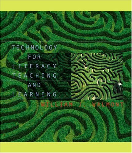 Technology for Literacy Teaching and Learning   2003 9780618068555 Front Cover