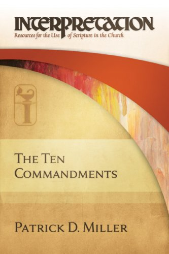 Ten Commandments   2009 edition cover