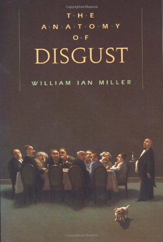 Anatomy of Disgust   1997 edition cover