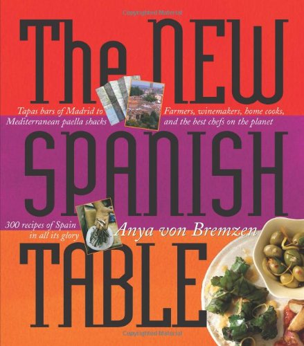 New Spanish Table   2005 edition cover