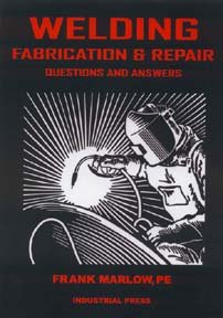Welding Fabrication and Repair Questions and Answers  2002 edition cover