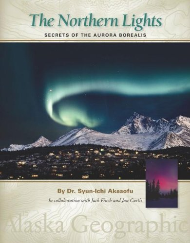 Northern Lights Secrets of the Aurora Borealis  2009 9780882407555 Front Cover