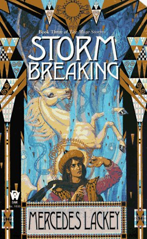 Storm Breaking   1996 9780886777555 Front Cover