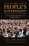 People's Government An Introduction to Democracy  2014 edition cover