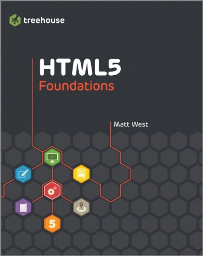 HTML5 Foundations   2013 edition cover