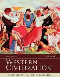 Western Civilization Volume II: Since 1500 9th 2015 edition cover
